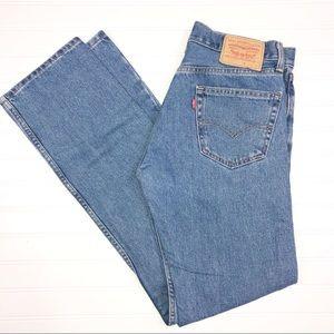 Vintage High Waist Levi's 505 size 30 jeans